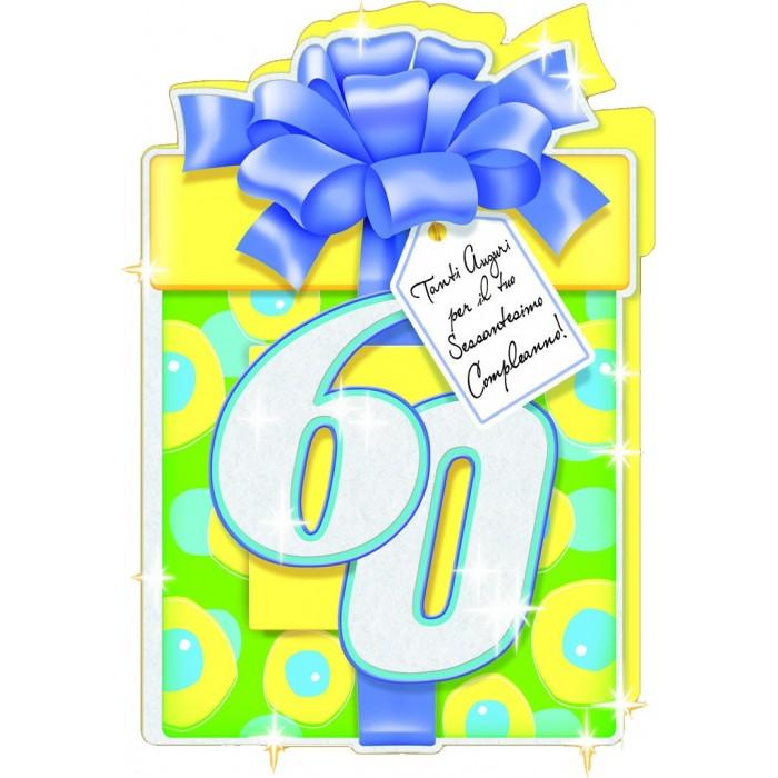Auguri Buon Compleanno 60 Anni