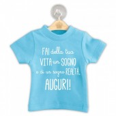 DILLO CON...MINI T-SHIRT AUAURI