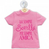 DILLO CON...MINI T-SHIRT SORELLA