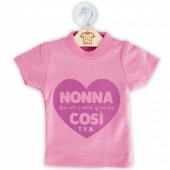DILLO CON...MINI T-SHIRT NONNA