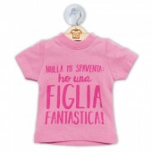 DILLO CON...MINI T-SHIRT FIGLIA