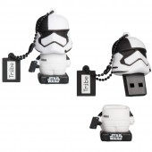 CHIAVETTA USB 16 GB STAR WARS THE LAST JEDI EXECUTIONER TROOPER MAIKII