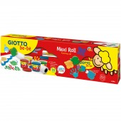 SET MAXI ROLL PAINTING GIOTTO BE-BE' FILA