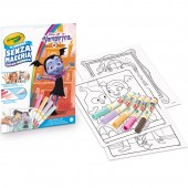 COLORING SET COLOR WONDER VAMPIRINA CRAYOLA