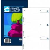 COMANDA RISTORANTE 3 TAGLIANDI 2 COPIE 9,9x17 MODUL-TIME