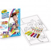 COLORING SET COLOR WONDER TOY STORY 4 CRAYOLA