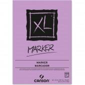 BLOCCO DISEGNO XL MARKER A4 100 FOGLI GR. 70 CANSON