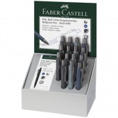 EXPO 15 PENNE SFERA SCATTO POLY BALL URBAN EXTRA BROAD + 20 REFILL FABER-CASTELL