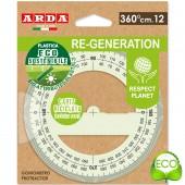 GONIOMETRO RE-GENERATION 360° CM. 12 ARDA