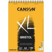 ALBUM DISEGNO XL-BRISTOL A4 50 FF. GR.180 CANSON