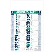 CALENDARIO OLANDESE MENSILE 29X47 BASIC 2022