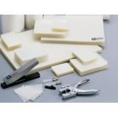POUCHE PER PLASTIFICATRICE 80 MICRON A4 (216X303) TOSINGRAF